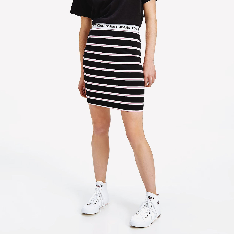 Tommy Jeans Stripe Bodycon Γυναικεία Φούστα (9000074961_51858)