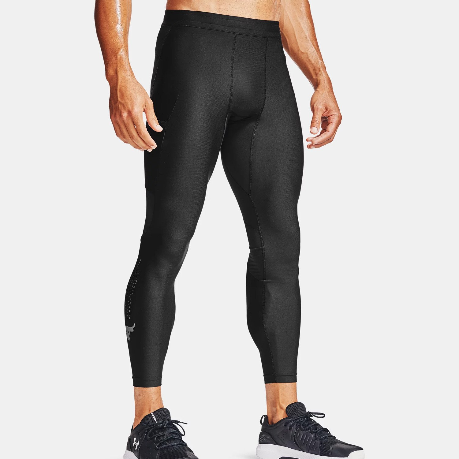 Under Armour Project Rock Hg Leggings (9000087367_37408)