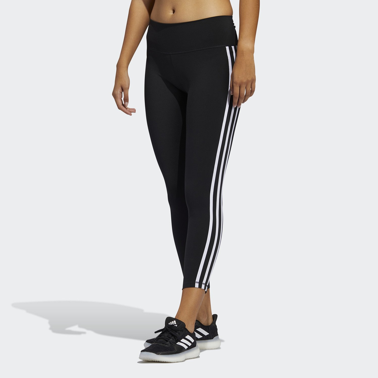 adidas Performance Believe This 3-Stripes 7/8 Tights (9000045106_1480)