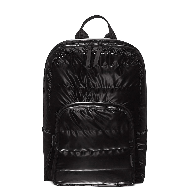 Σακίδια Πλάτης ανδρικά Rains Velvet Black Base Bag Mini Quilted