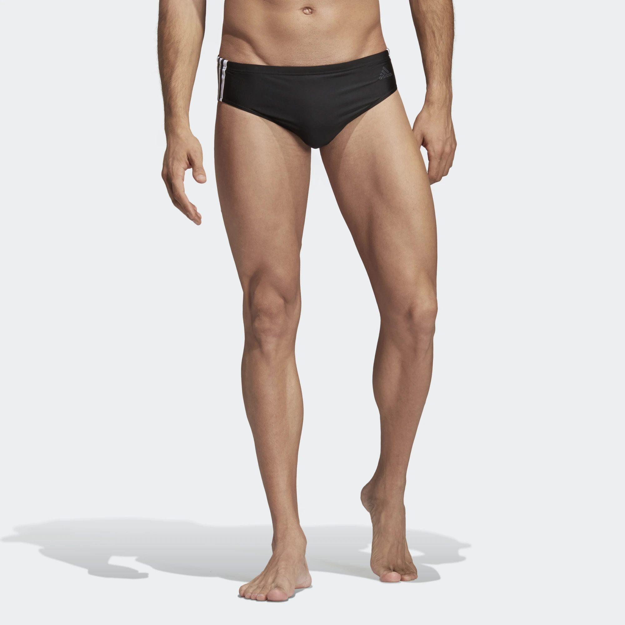 Adidas Fitness 3-Stripes Swim Trunks – Ανδρικό Μαγιό (9000023351_1480)