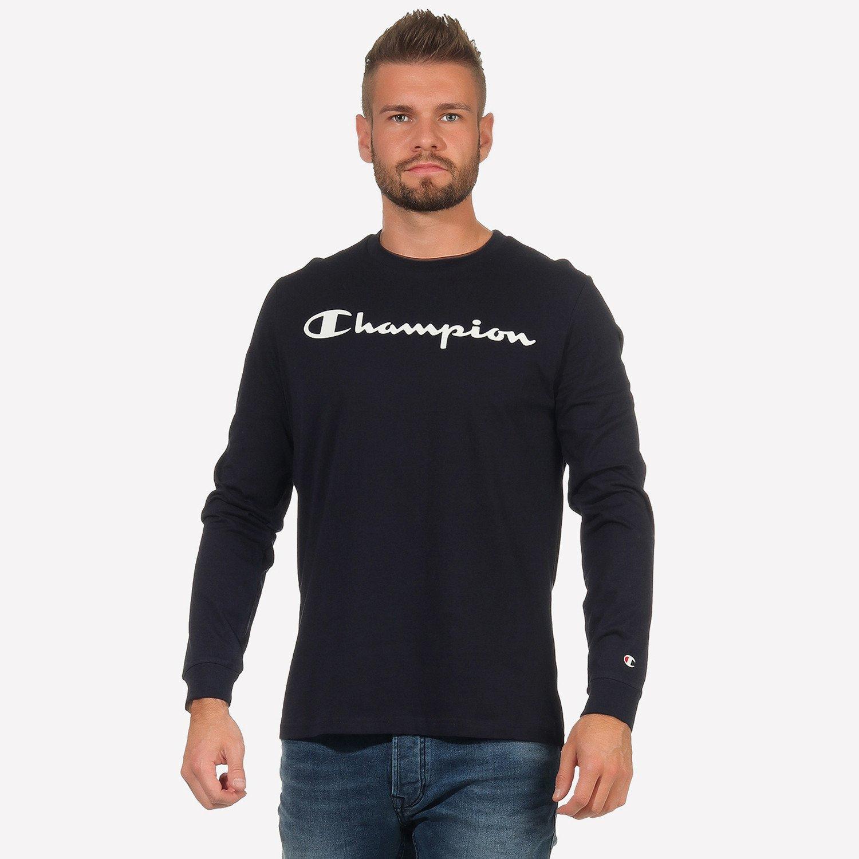 Champion Crewneck Ανδρική Μπλούζα με Μακρύ Μανίκι (9000082579_1865)