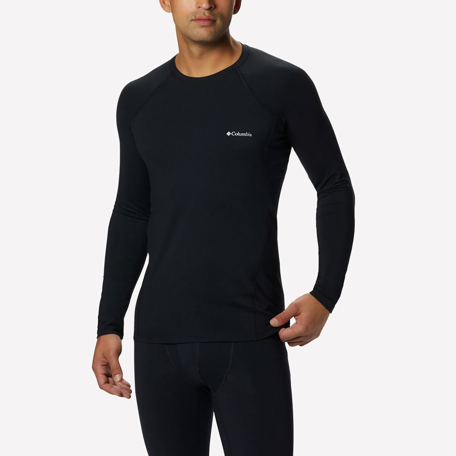 Columbia Midweight Stretch Long Sleeve Top Baselay (9000089590_1469)