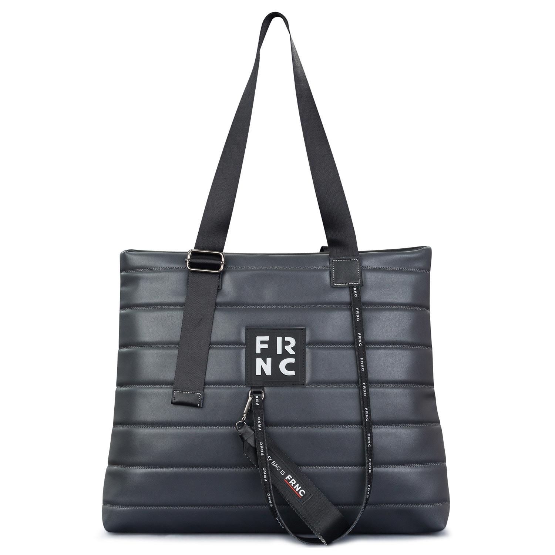 Shopping γυναικεία Frnc Γκρι 2145