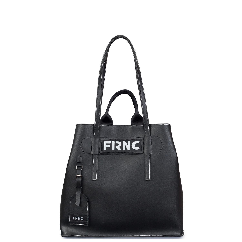 Shopping γυναικεία Frnc Μαύρο 1501