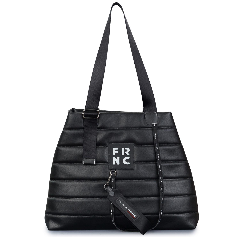 Shopping γυναικεία Frnc Μαύρο 2143