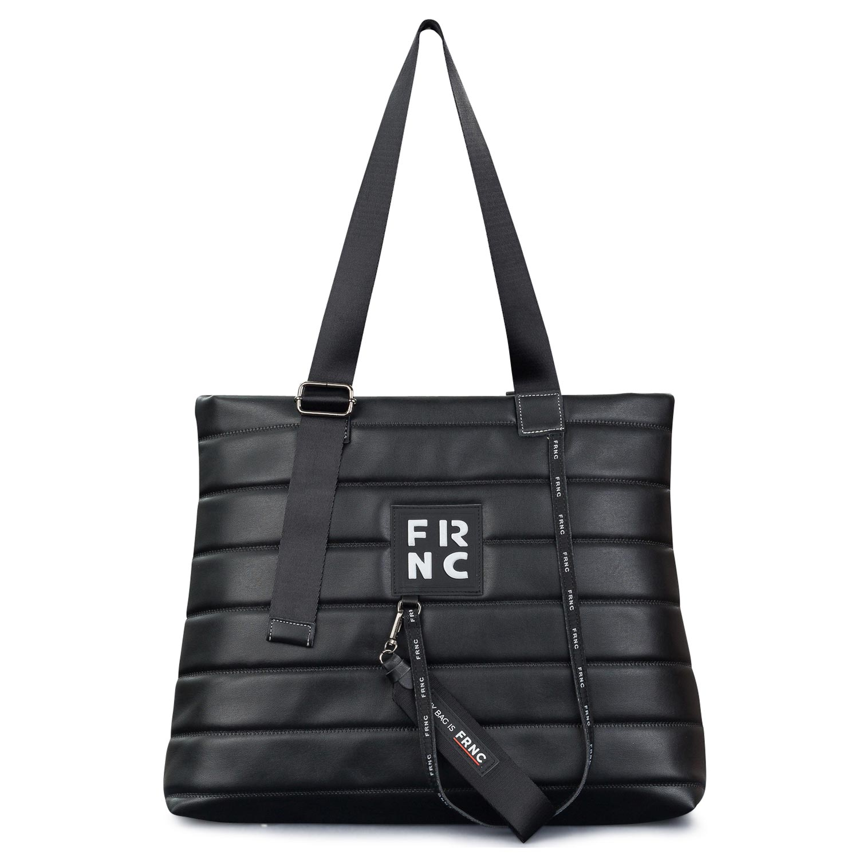 Shopping γυναικεία Frnc Μαύρο 2145