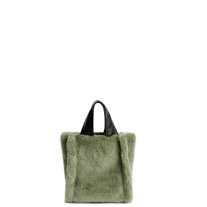 Shopping γυναικεία Stand Studio Λαδί Lucille Bag