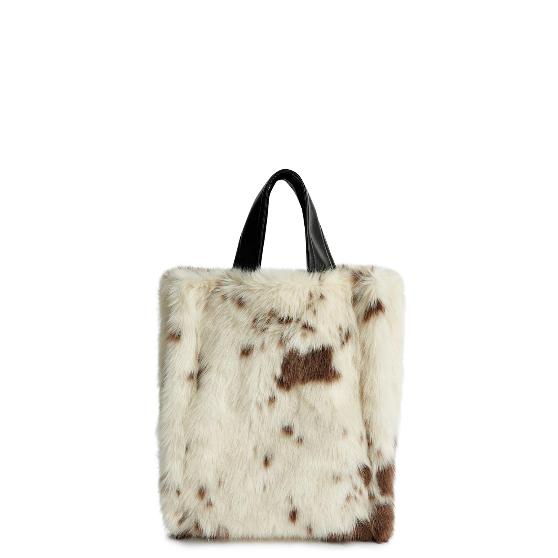Shopping γυναικεία Stand Studio Λευκό Leia Bag