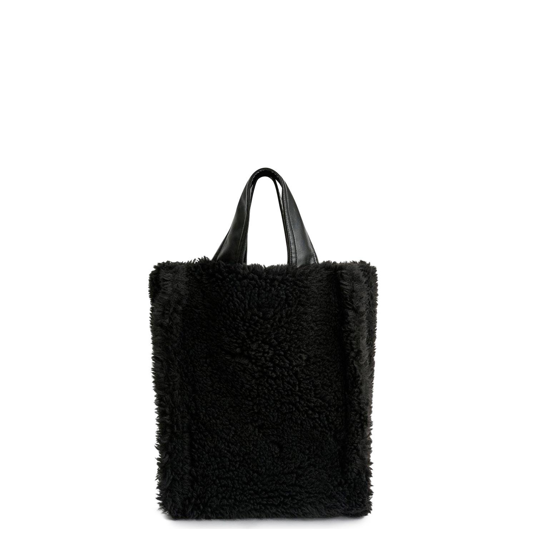 Shopping γυναικεία Stand Studio Μαύρο Leia Bag