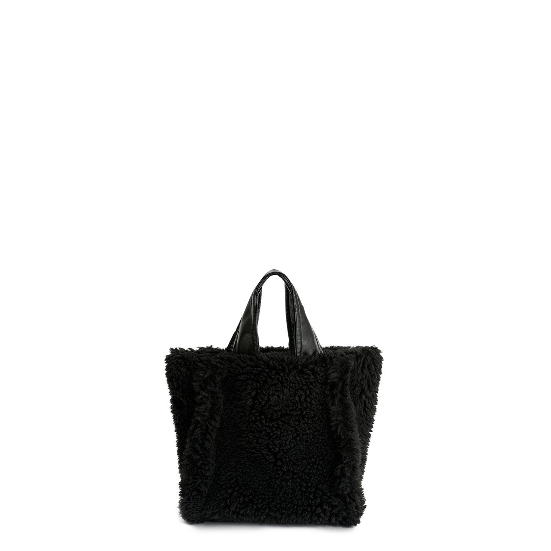 Shopping γυναικεία Stand Studio Μαύρο Lucille Bag