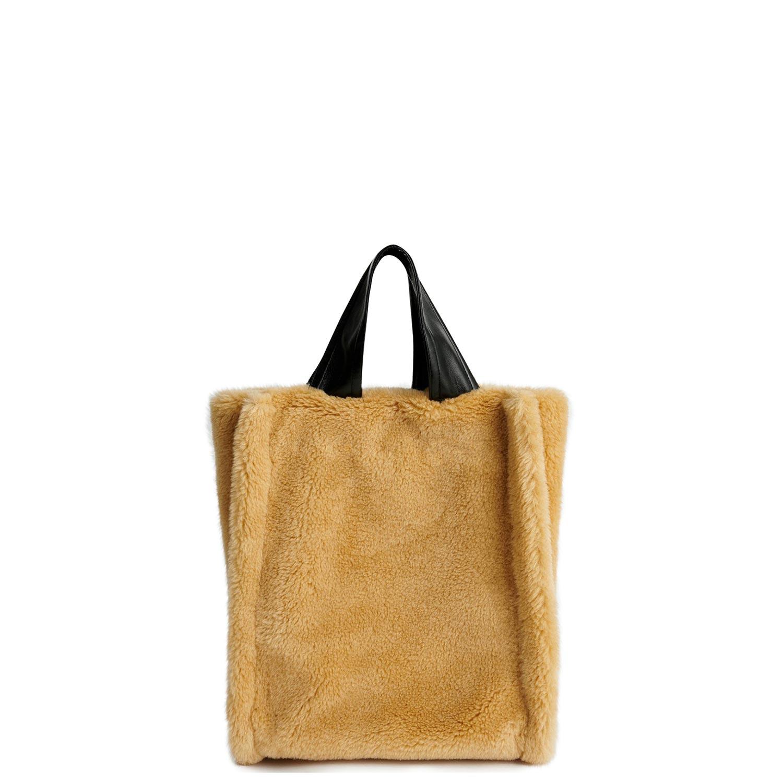 Shopping γυναικεία Stand Studio Μελί Leia Bag