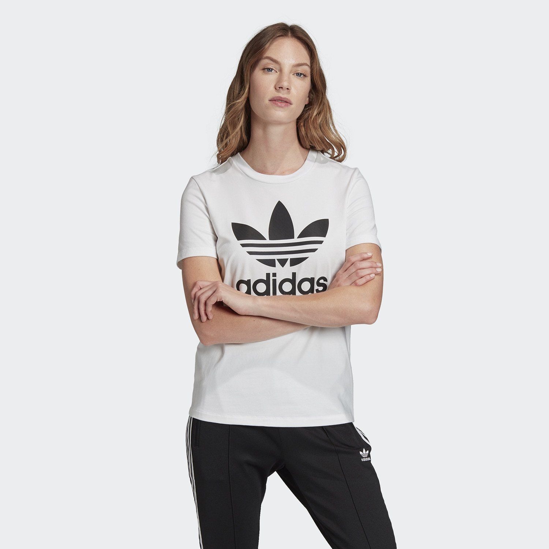 adidas Originals Trefoil Γυναικείο T-Shirt (9000045504_1540)