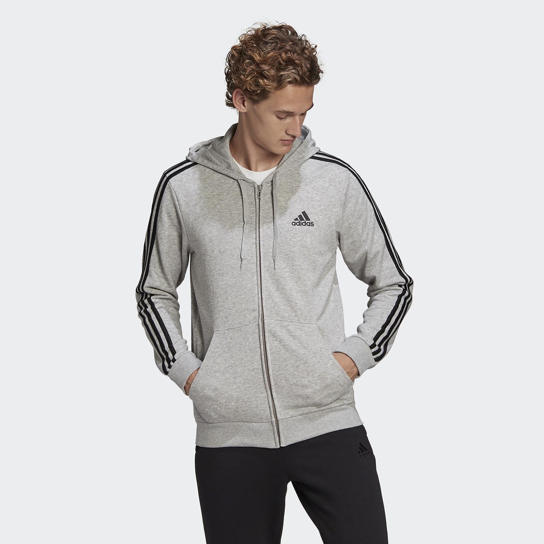 adidas Performance Essentials 3-Stripes Ανδρική Ζακέτα (9000074122_7748)